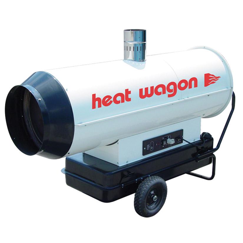 Heat Wagon Indirect Fired Heaters