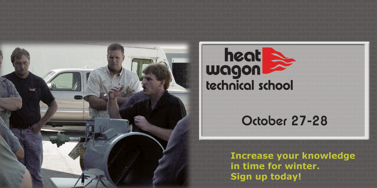 Heat Wagon Technical School